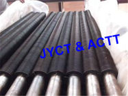 Continuous Spirally Wound Welded Fin Tubes With SA210 Gr.A1 Base Tube Material