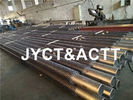 Steel Screwhead Studded Tube For Furnaces With TP304H 168X7.11X9000mmL