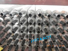 Rolling Type Extruded Heat Exchanger Fin Tube With Iron Aluminum / Copper Aluminum