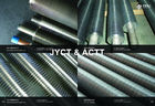 Extruded Fin Tube For Heater Or Heat Exchanger Parts With 2.1-5.0mm Fin Pitch