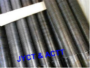 Carbon Steel HFW Sprial Fin Tubes For Waste Heater Recovery Boiler