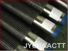 Welded Helical	Spiral Finned Tubes For Economizer / Waste Heater Recovery Boiler