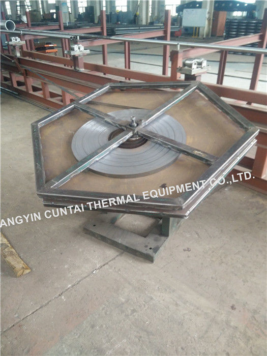 Carbon Steel Welded Boilers Finned Tube SA106GrB 4'' SCH.40 X2700mm LG