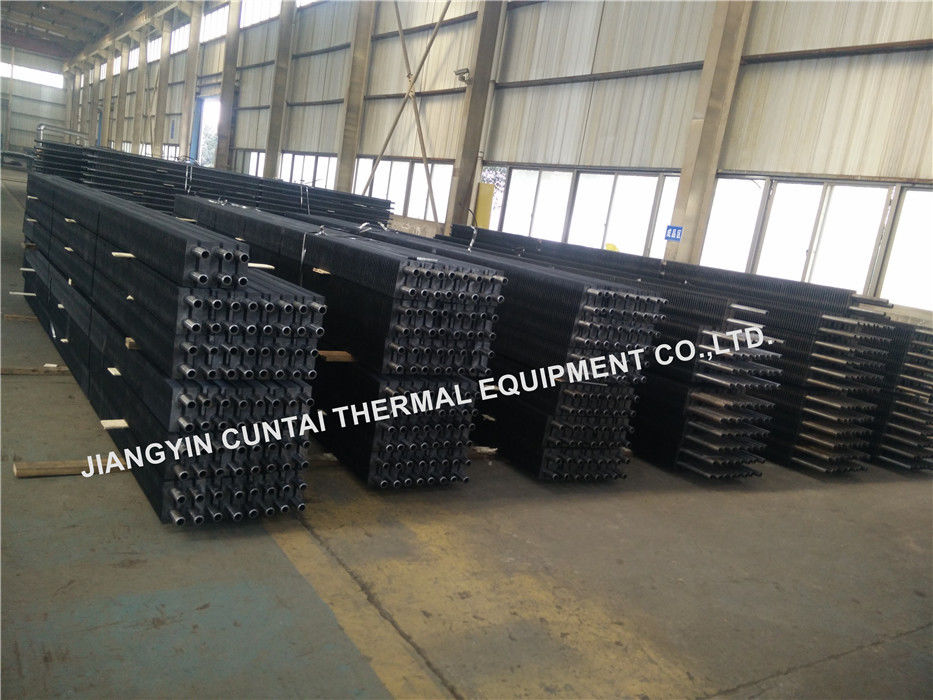 HH Welded Finned Tubes For Waste Heat Recovery SA192 SMLS OD50.8mmx2.9x2700mmL